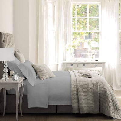 Coleman 1500 Thread Count Sheet Set Size: Queen, Color: Gray