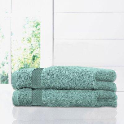 Ruhlman Bath Towel Set Color: Seafoam