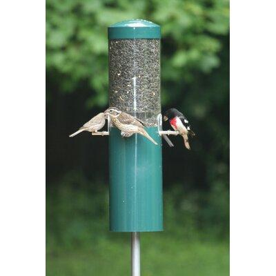 Image of Classic Tube Bird Feeder
