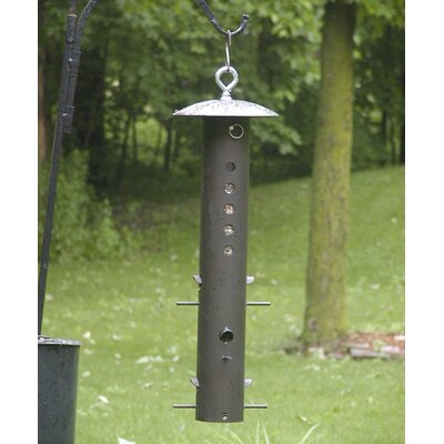Bear Proof Tube Bird Feeder