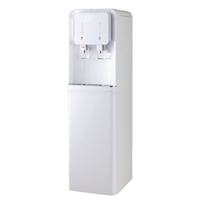 600 Series Bottleless Free-Standing Hot and Cold Water Cooler Color: White Drinkpod 600 Series W
