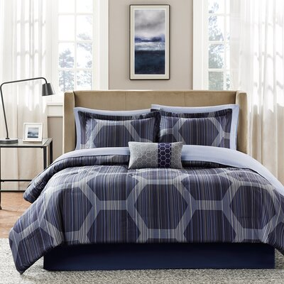 Rincon Comforter Set Size: California King
