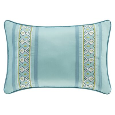 Almerton Comforter Set Size: Twin, Color: Aqua