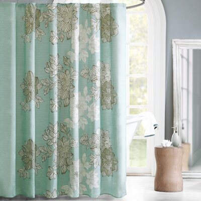 Avalon Printed Shower Curtain