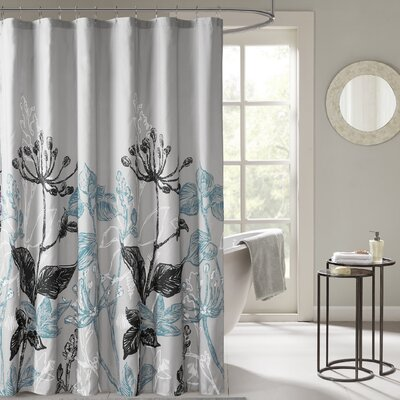 Rawls Printed Shower Curtain