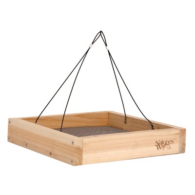 Advanced Bird Products Tray Bird Feeder CWF3