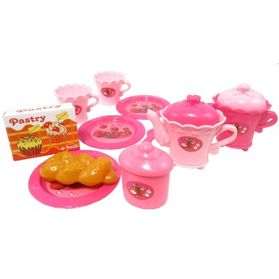 12 Piece Tea Set GT1025T