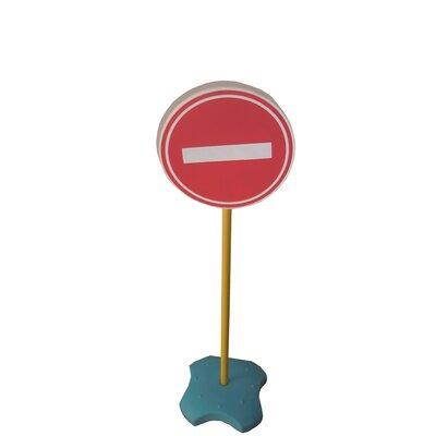 Do Not Enter Signpost