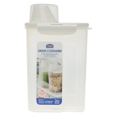 80 Oz. Single Canister Multi-Purpose Grain Cereal Dispenser HPL520