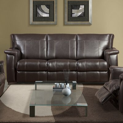 Lido Leather Sofa