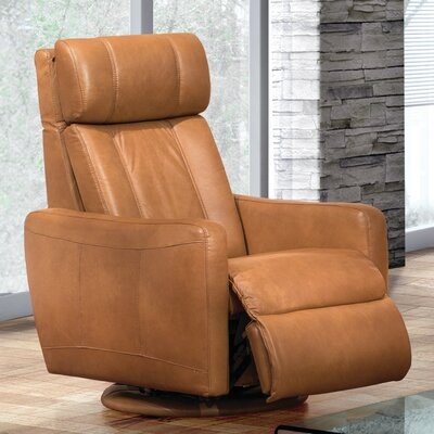 Thornton Top Grain Leather Recliner