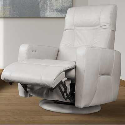 Mystic Top Grain Leather Recliner