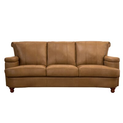 Heathridge  Leather Sofa