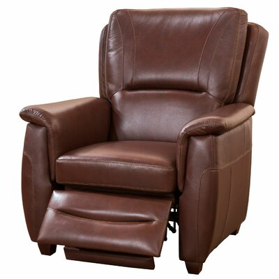 Sienna Top Grain Leather Recliner