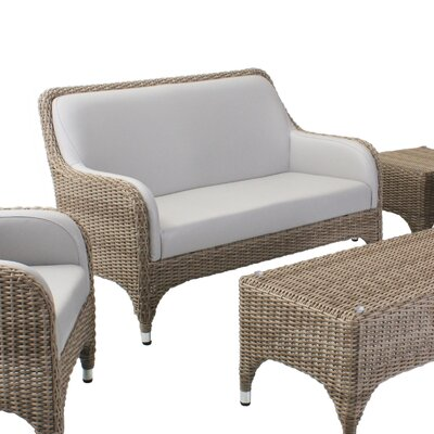 Cameo Deep Seating Loveseat - Product photo