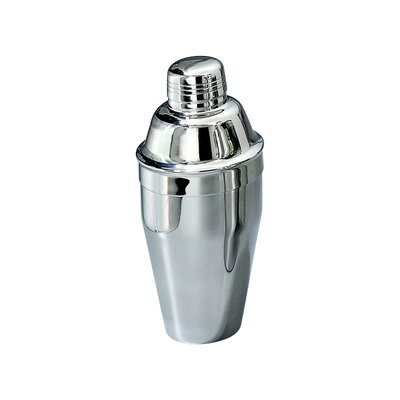 Stainless Steel Shaker Size: 12 Ounces 3205