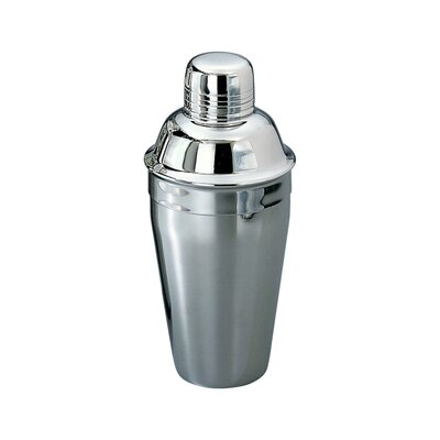 Stainless Steel Shaker Size: 20 Ounces 3204