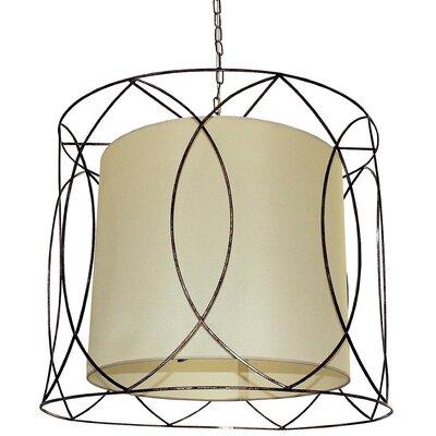 5-Light Drum Pendant
