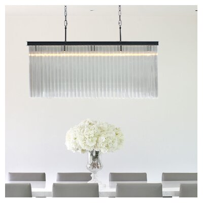 Astrid 15-Light Kitchen Island Pendant