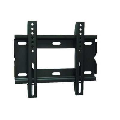 Flat TV Fixed Wall Mount for 19-37 LED/LCD/Plasma
