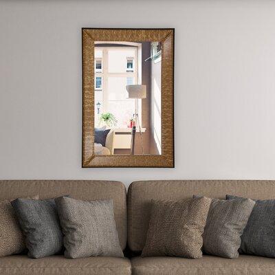 """Breeze Point Wall Mirror Size: 36"""" H X 24"""" W X 1"""" D"""