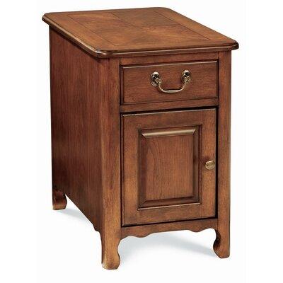 Buy Low Price Peters Revington Davis Chairside Table In Cherry Prv1791