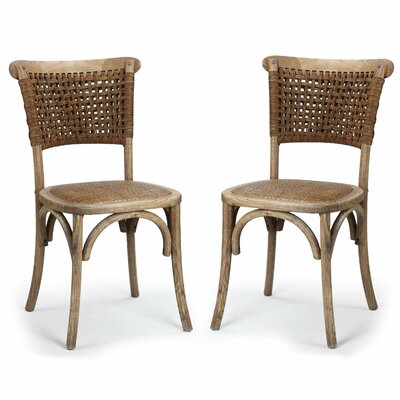 Dining Cane Side Chair