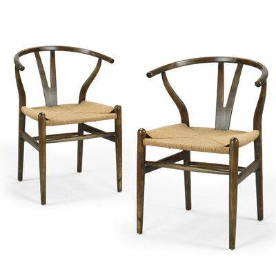 Wishbone Solid Wood Dining Chair