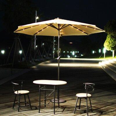 9' Patio Round Market Umbrella UM0002-3
