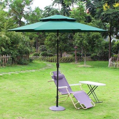 9' Patio Round Market Umbrella UM0004-2