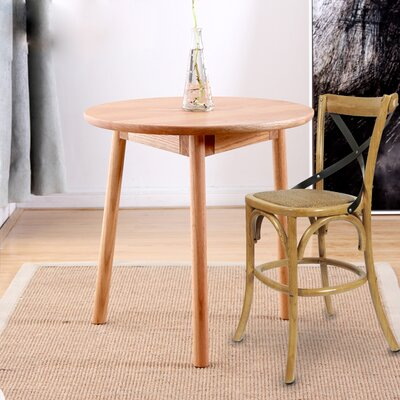 24 Bar Stool Finish: Tan/Black