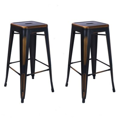 30 Bar Stool Finish: Brown