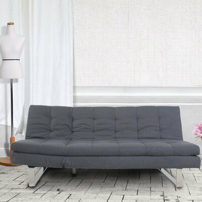 Convertible Sofa Upholstery: Dim Grey