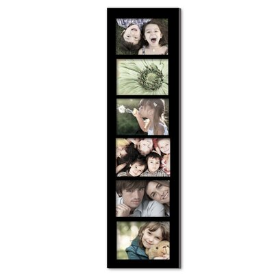 6 Opening Decorative Wall Hanging Divided Picture Frame