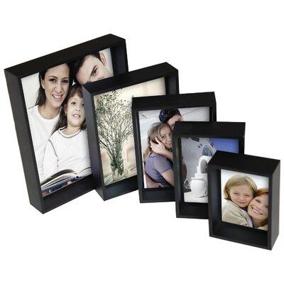 5 Piece Decorative Picture Frame Set