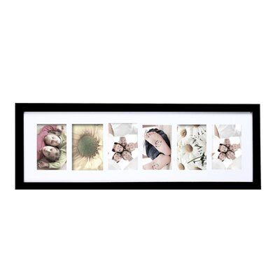 6 Opening Wall Hanging Picture Frame PF0279