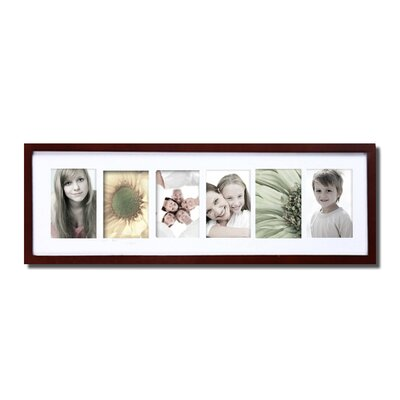 6 Opening Wall Hanging Picture Frame PF0280