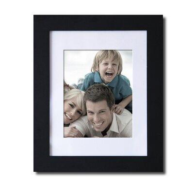 Decorative Picture Frame Color: Black PF0401