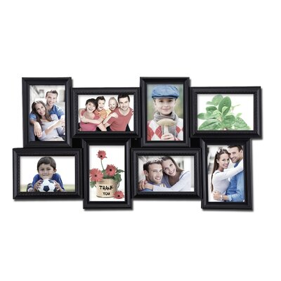 8 Opening Decorative Wall Hanging Collage Picture Frame