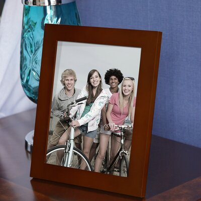Decorative Picture Frame Color: Walnut