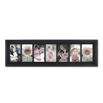 7 Opening Decorative Divided Picture Frame