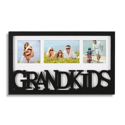 3 Opening Wall Hanging Picture Frame