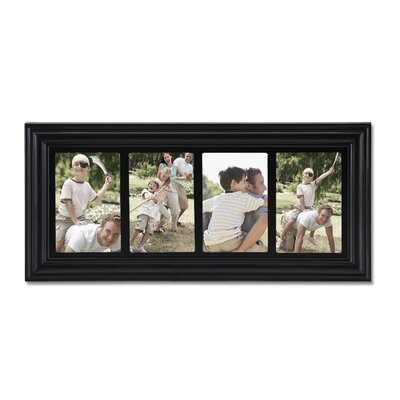 4 Opening Decorative Double Levelled Picture Frame