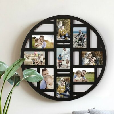 9 Opening Wall Hanging Picture Frame