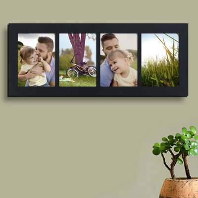 4 Opening Wall Hanging Picture Frame PF0583
