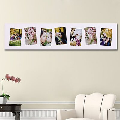 7 Opening Decorative Wall Hanging Picture Frame