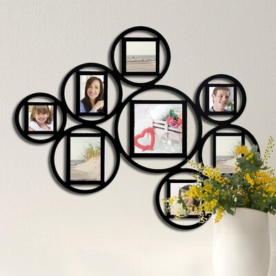 8 Opening Decorative Wall Hanging Collage Picture Frame PF0023