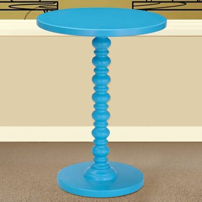 Table Finish: Sky Blue