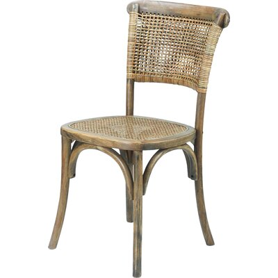 Dining Cane Solid Wood Dining Chair