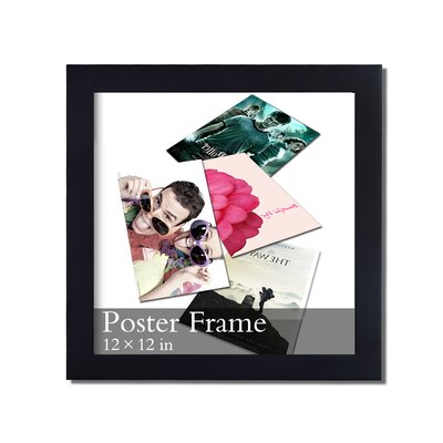 Decorative 1.25 Wide Wall Hanging Picture Frame